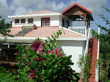 Holiday House in Le Lorrain (Martinique) or holiday homes and vacation rentals