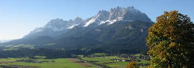 Holiday Apartment in St. Johann in Tirol (Tiroler Unterland) or holiday homes and vacation rentals