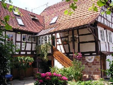 Holiday Apartment in Dörrenbach (Pfalz) or holiday homes and vacation rentals