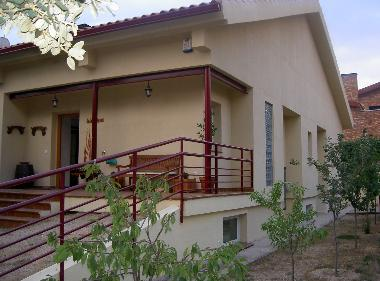 Chalet el escorial holiday house chalet spain chalet - Chalet el escorial ...