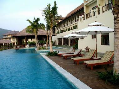 Pictures Bed And Breakfast Sanya China Bali Style Villa On Yalong Bay