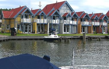 Holiday House in Rheinsberg (Ostprignitz-Ruppin) or holiday homes and vacation rentals