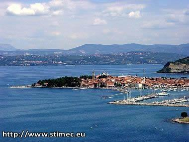 Picture of Town Izola