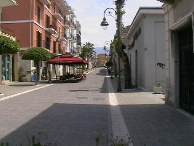Centre of Scalea