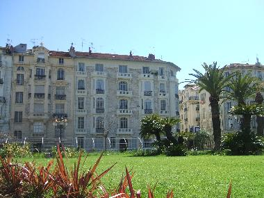 Jardin Mozart, 60m from Apartment
