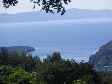 Wonderfull view to the sea from Duga Luka