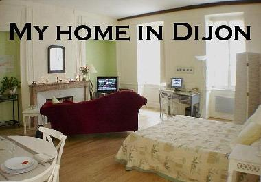 Holiday Apartment in Dijon (Côte-d'Or) or holiday homes and vacation rentals