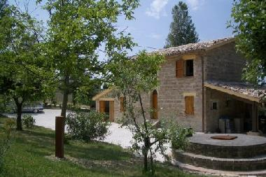 Holiday House in Montecarotto (Ancona) or holiday homes and vacation rentals