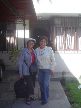 We are very sad!!! They are going to Puno