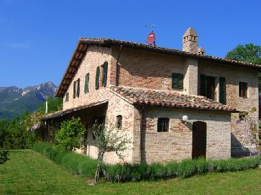 Holiday House in Sarnano (Macerata) or holiday homes and vacation rentals