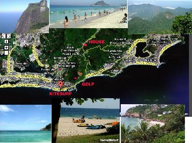 Holiday House Rio De Janeiro Colonial Villa In The