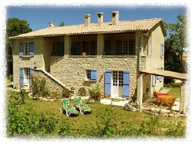 Holiday Apartment in , provencalisches Landhaus in St.Christol/Provence (Vaucluse) or holiday homes and vacation rentals