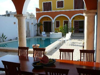 Bed and Breakfast in Merida (Yucatan) or holiday homes and vacation rentals