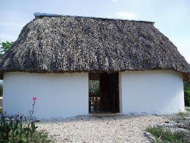 Pictures Holiday House Chunkan 225 N Near Cuzam 225 Mexico Mayan Style Houses