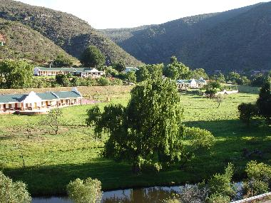 Bed and Breakfast in Oudtshoorn (Western Cape) or holiday homes and vacation rentals