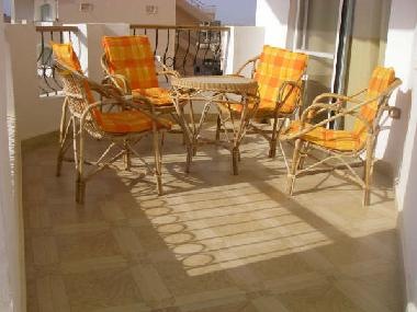 Relax in  our Balcony Area and take in the Views