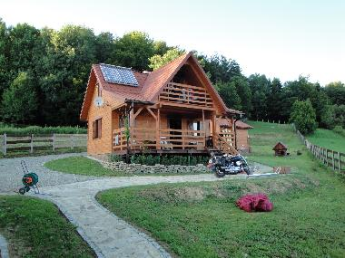 Holiday House in Rymanow Zdroj (Podkarpackie) or holiday homes and vacation rentals
