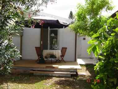 Chalet in hermitage les bains (Réunion) or holiday homes and vacation rentals