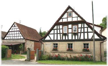 Holiday Apartment in Aidhausen - Friesenhausen (Lower Franconia) or holiday homes and vacation rentals