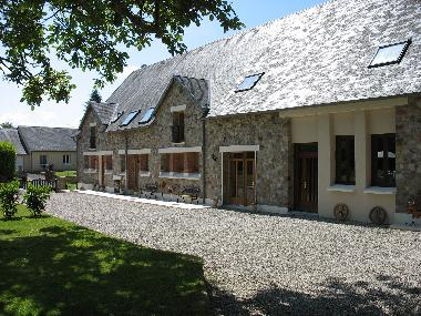 Holiday House in Sainteny (Manche) or holiday homes and vacation rentals