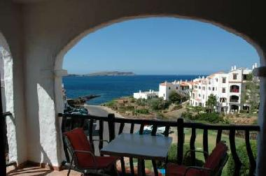 Holiday Apartment in Playas de Fornells  (Menorca) or holiday homes and vacation rentals