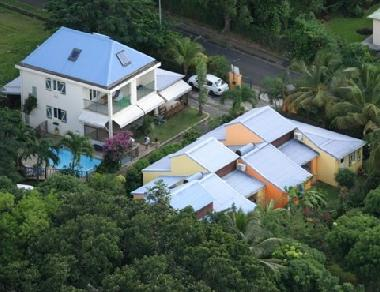 Holiday House in Deshaies (Guadeloupe) or holiday homes and vacation rentals