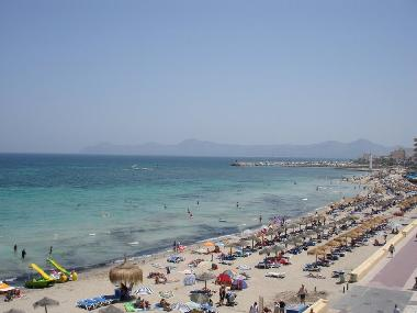 Holiday Apartment in Can Picafort (Mallorca) or holiday homes and vacation rentals