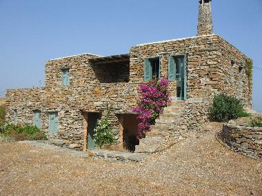 Holiday House in Kea (Kyklades) or holiday homes and vacation rentals