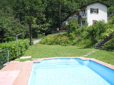 Holiday Apartment in Brusino Arsizio  (Lugano) or holiday homes and vacation rentals