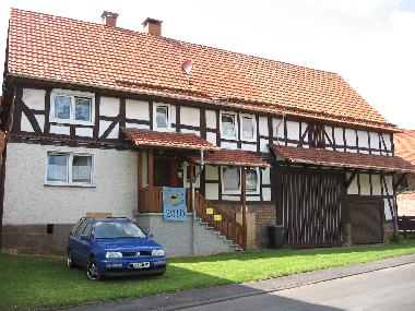 Holiday House in Obergude (Waldhessen) or holiday homes and vacation rentals