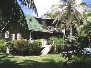 Holiday House San Andres Villa Verde Ferienhaus Auf San