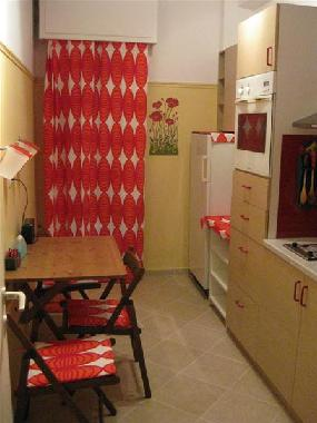 The Cosy Red Kitchen