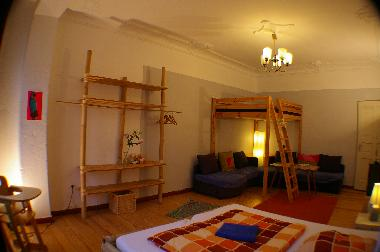 Holiday Apartment in Berlin (Friedrichshain) or holiday homes and vacation rentals