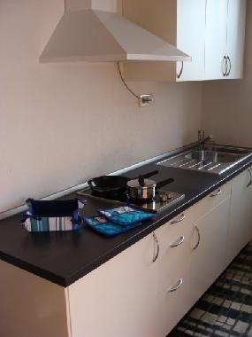 Kitchen apartment Spacal