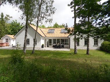 The Beachhouse, located 150 meters from the Balticsea