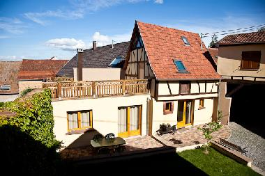 Holiday House in Dangolsheim (Bas-Rhin) or holiday homes and vacation rentals