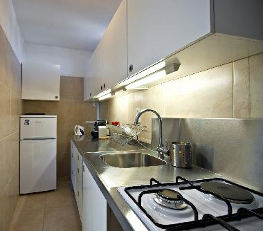Sultanahmet Apartment Kitchen