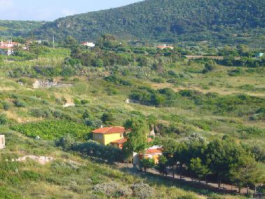 Villa in Porto Alabe (Oristano) or holiday homes and vacation rentals