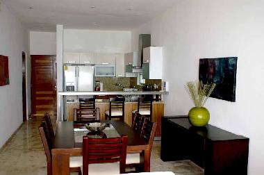 Holiday Apartment in Colonia centro (Quintana Roo) or holiday homes and vacation rentals