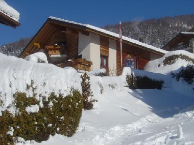 Chalet in Albinen (Albinen) or holiday homes and vacation rentals