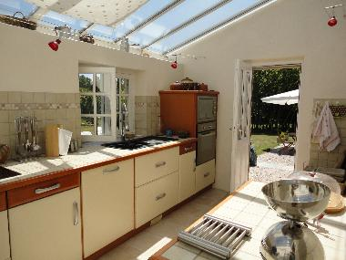 Holiday House in Vicq sur mer (Manche) or holiday homes and vacation rentals