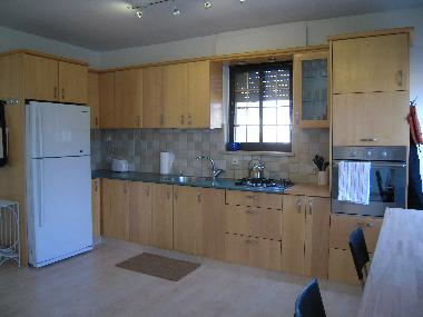 Fully equipped Kosher, dairy kitchen