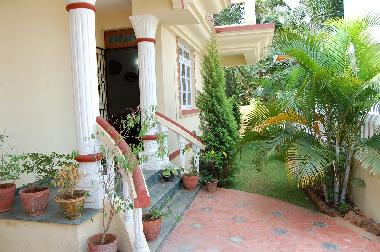 Pictures Holiday House Margao India 3 Bedroom Furnished Villa For 6