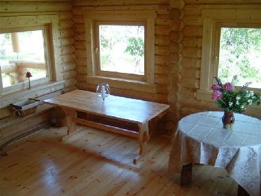Holiday House in Kurzeme, Edole (Lettland) or holiday homes and vacation rentals