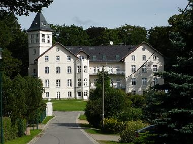Palace / Castle in Rerik/ Hohen Niendorf (Mecklenburgische Ostseeküste) or holiday homes and vacation rentals