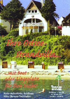 Holiday Apartment in Kiel (Ostsee-Festland) or holiday homes and vacation rentals