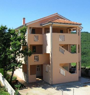 Holiday Apartment in krk (Primorsko-Goranska) or holiday homes and vacation rentals