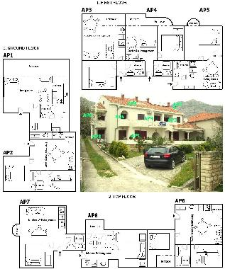 Holiday Apartment in Starigrad Paklenica (Zadarska) or holiday homes and vacation rentals