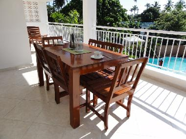 Holiday Apartment in Las Terrenas Centro (Samana) or holiday homes and vacation rentals