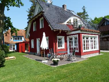 Holiday House in Prerow (Fischland-Darß-Zingst) or holiday homes and vacation rentals